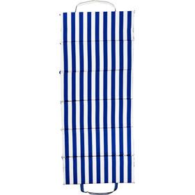 Brunner Grenada Slaapmat blauw/wit